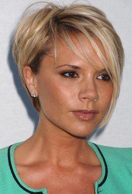Victoria Beckham Short Hair | Victoria Beckham Short Hairstyles ...