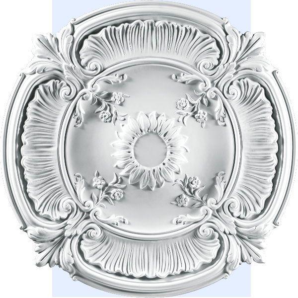 marseilles ceiling medallion  30 1/4  $125