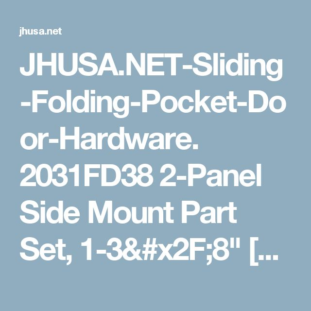 Best 25 Pocket Door Hardware Ideas On Pinterest