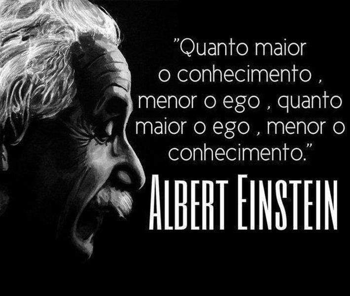 Biografia e frases de Einstein