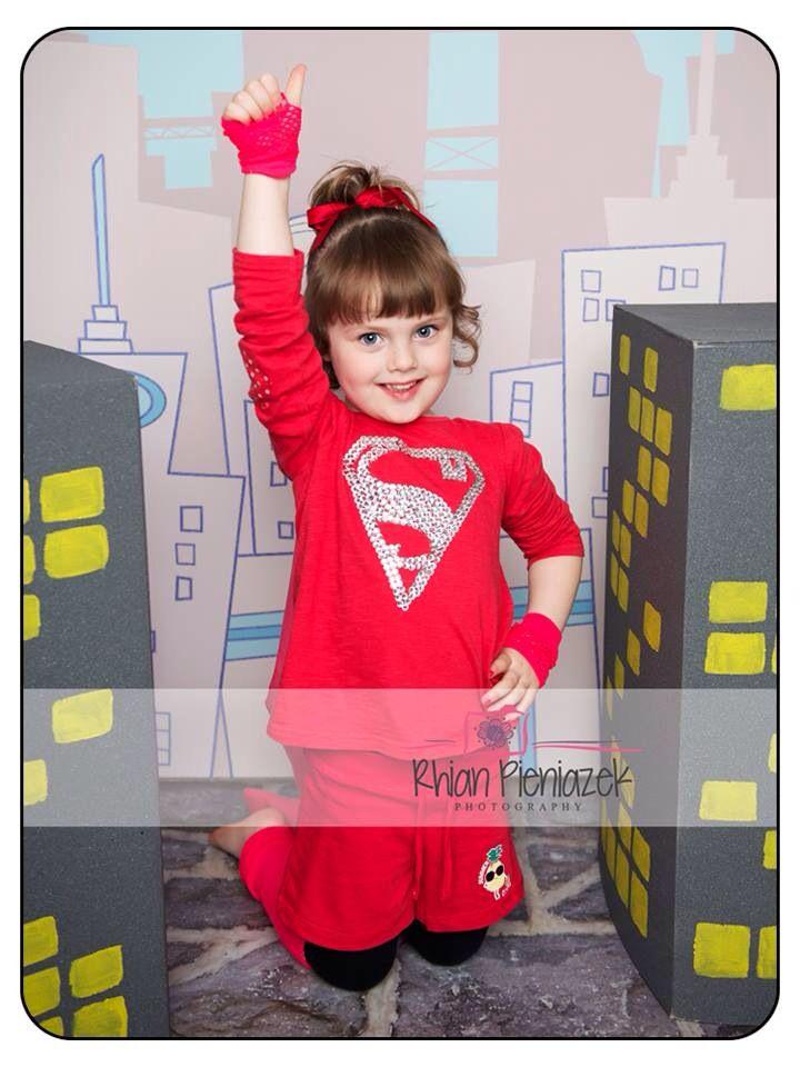 Superhero Mini Session. Children. Rhian Pieniazek Photography.