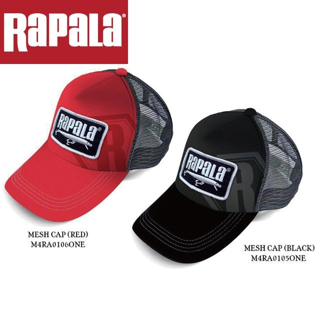 f79c4126e63 Brand Men Women Mesh Cap Black Red Outdoor Sports Visor Baseball Golf Cap  Adjustable Summer Hat Fishing Tackle Review