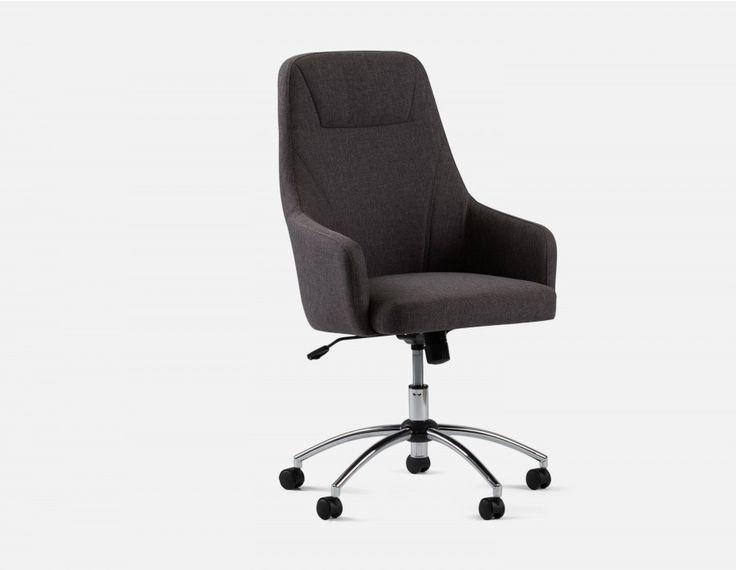 25+ best ideas about chaise de bureau but on pinterest | fauteuil ... - Chaise De Bureau Grise