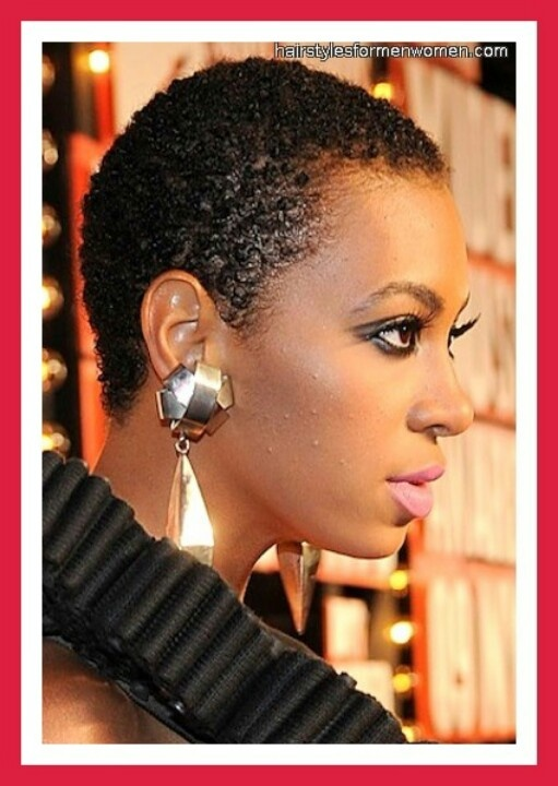 Image Result For Natural Short Hairstyles Black