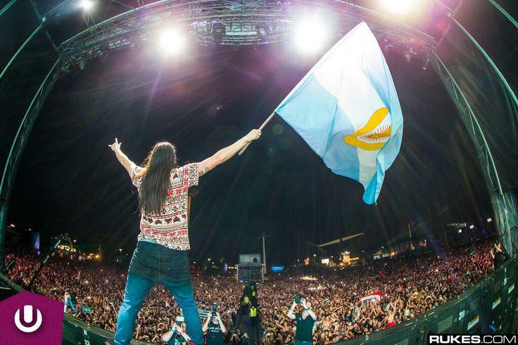 Steve Aoki - Ultra Buenos Aires
