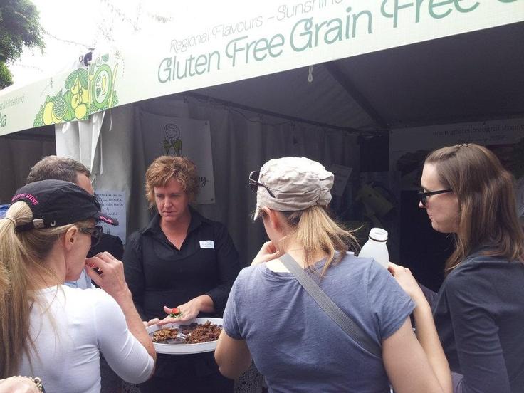 Gluten Free Grain Free Company.