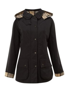 Barbour Outdoor beadnell jacket Navy - House of Fraser