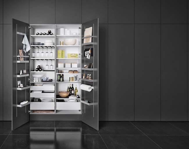 SieMatic Classic keuken met multimatic interieursysteem - keukenkast