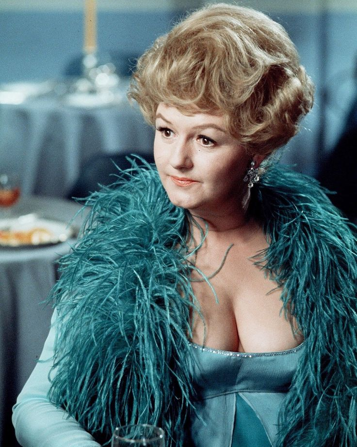 Joan Sims as 'Ellen Moore' in 'Carry On Again Doctor' (1969)