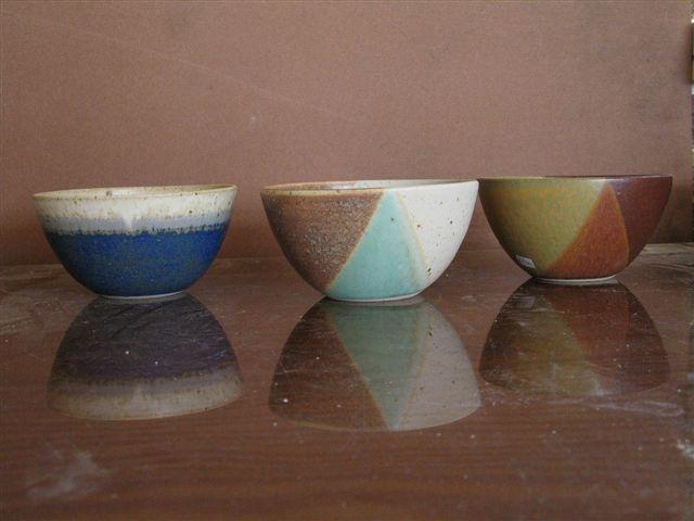 Beautiful bowls by Lemba Pottery.