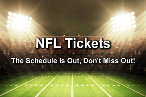 Get your cheap NFL tickets now!