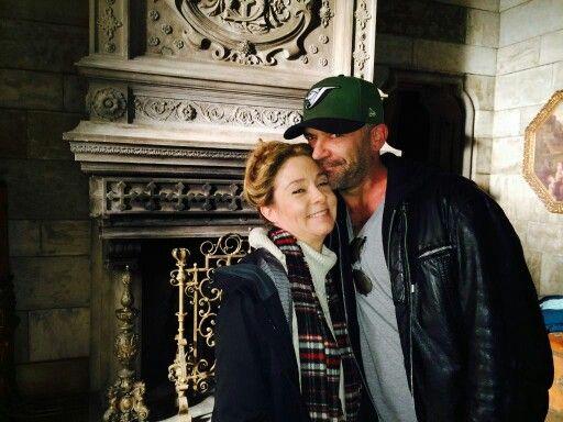 Megan Follows & Alan Van Sprang BTS | Cinéma (Films ...