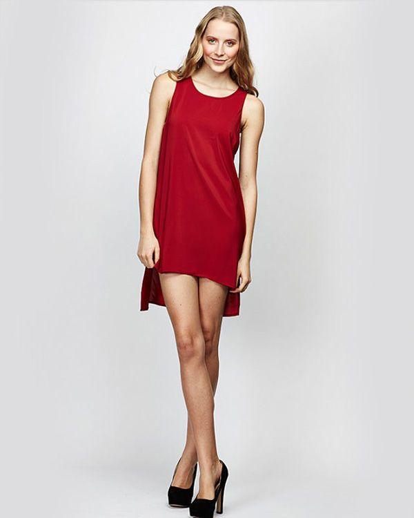 i.d.s & MUUI Split Tail Singlet Dress - All Dresses - Clothing - Birdmotel Online Store