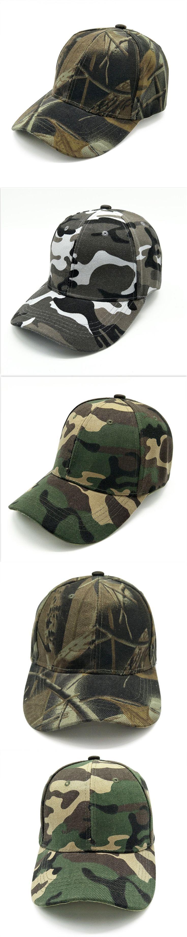 Cotton Army Caps Tactical Camouflage Hats Baseball Hats For Men Outdoor Sun Hat Sport Cap Bone casquette homme Males Caps