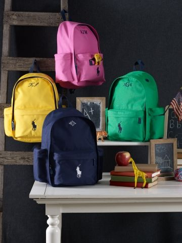 Kids  Backpacks and Bags for School  Back to School Trends 2011 ... ba060c3e6ae5b