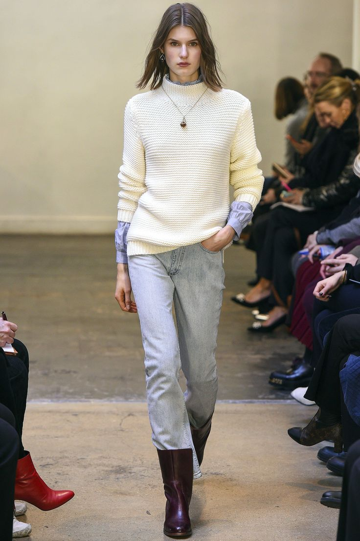 A.P.C. Fall 2017 Ready-to-Wear Collection Photos - Vogue