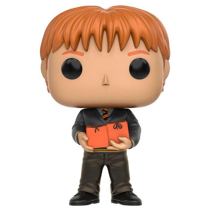George Weasley est un personnage important des livres et films Harry Potter de J.K Rowling. On y suit les aventures de Harry Potter, une jeune garçon anglais qui apprend le jour de ses onze ans qu'il...