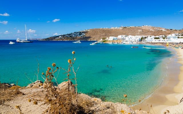 Best Beaches in Mykonos, Greece