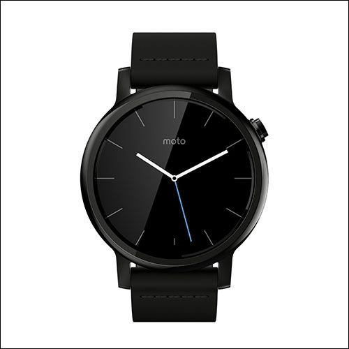 Motorola Moto 360 Smartwatch for iPhone