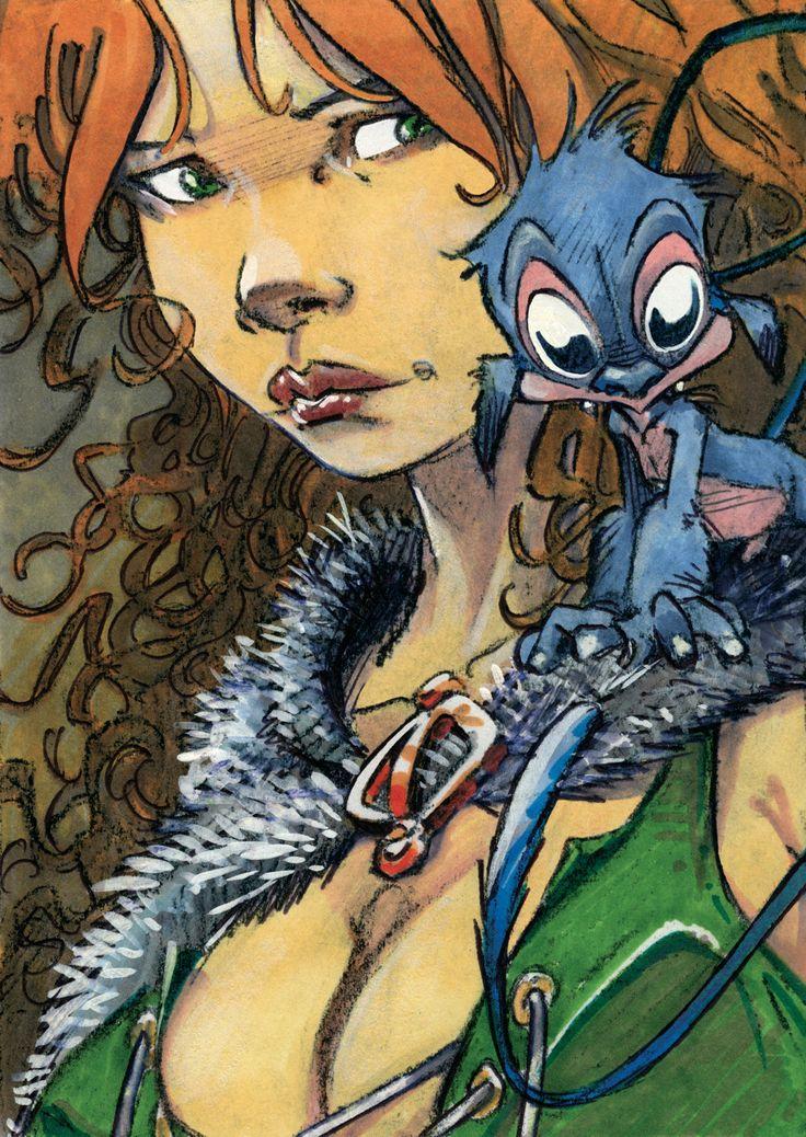 Les 25 meilleures id es de la cat gorie dessins de bande - Fille de manga nue ...