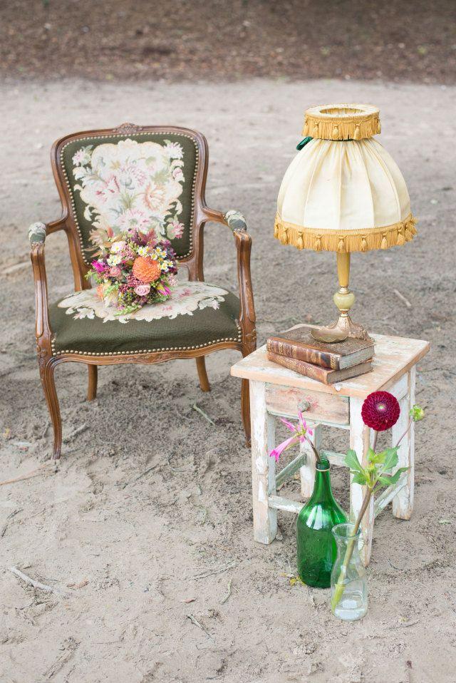 Inspiratie voor een antieke bruiloft | ThePerfectWedding.nl