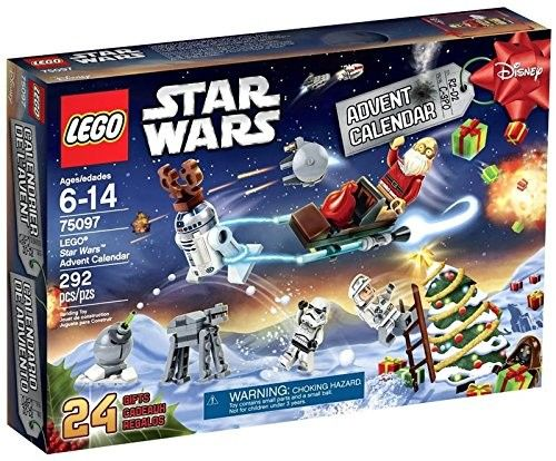 LEGO Star Wars Sales News: 75097 LEGO Star Wars Advent Calendar Now Available | From Bricks To Bothans