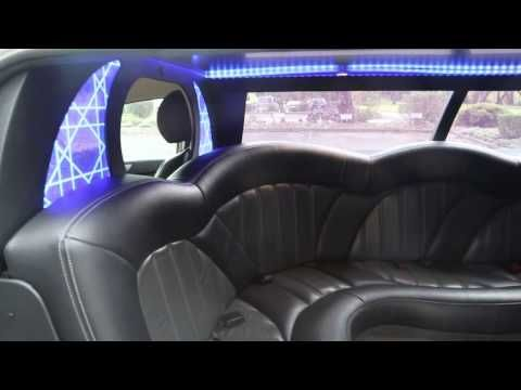 12 Seater White Ford Limo - Limo Hire Melbourne