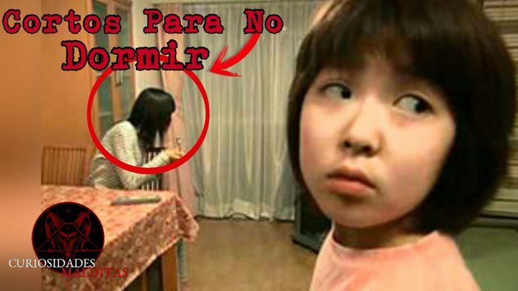 5 Cortos De Terror JAPONESES Para No Dormir .! Historias De Terror Videos De Terror Japoneses