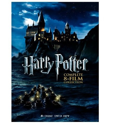 Amazon.com: Harry Potter: The Complete 8-Film Collection: Daniel Radcliffe, Rupert Grint, Emma Watson, Robbie Coltrane, Maggie Smith, Chris Columbus, Alfonso Cuaron, Mike Newell, David Yates: Movies & TV