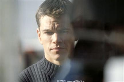 The Bourne Identity- 2002