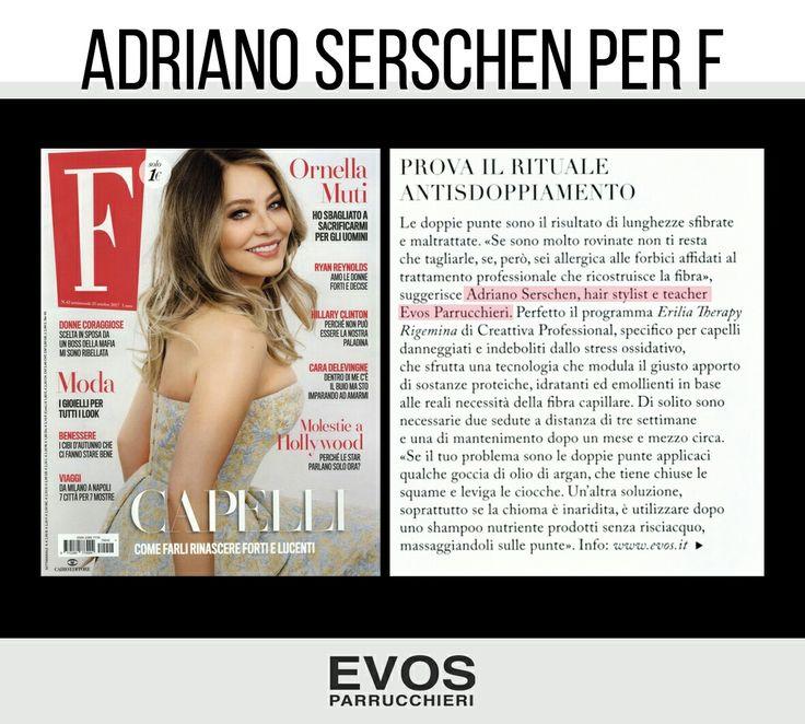 Il nostro teacher Adriano ci parla di #Rigemina by @Creattiva_prof , il trattamento che trovi da @EVOS_italia indispensabile per i tuoi #capelli #rovinati