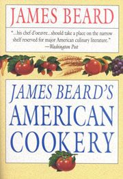 Buy the Epicurean Delight: The Life and Times of James Beard cookbook