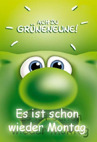 Montag Gästebuch Bilder - achdugrueneneune.jpg - GB Pics