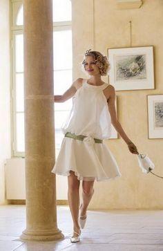 Robe mariée charleston                                                                                                                                                                                 Plus