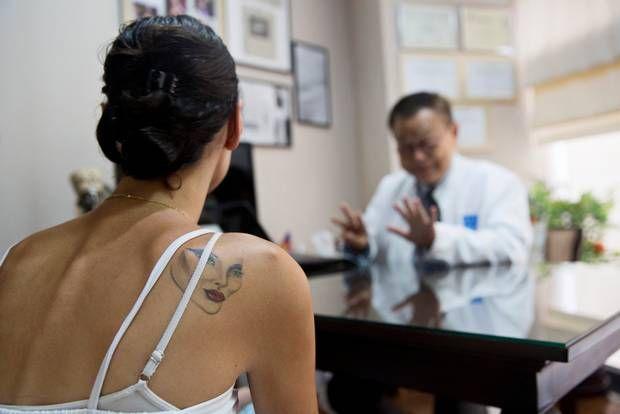 nicho de la cirugía transexual que crece en Tailandia - The Globe and Mail