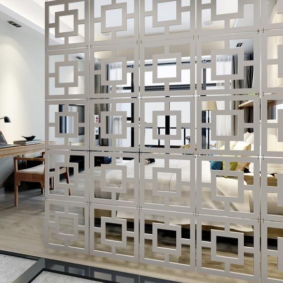 Modular Wall Panels Screen Room Divider Decoratives Panel