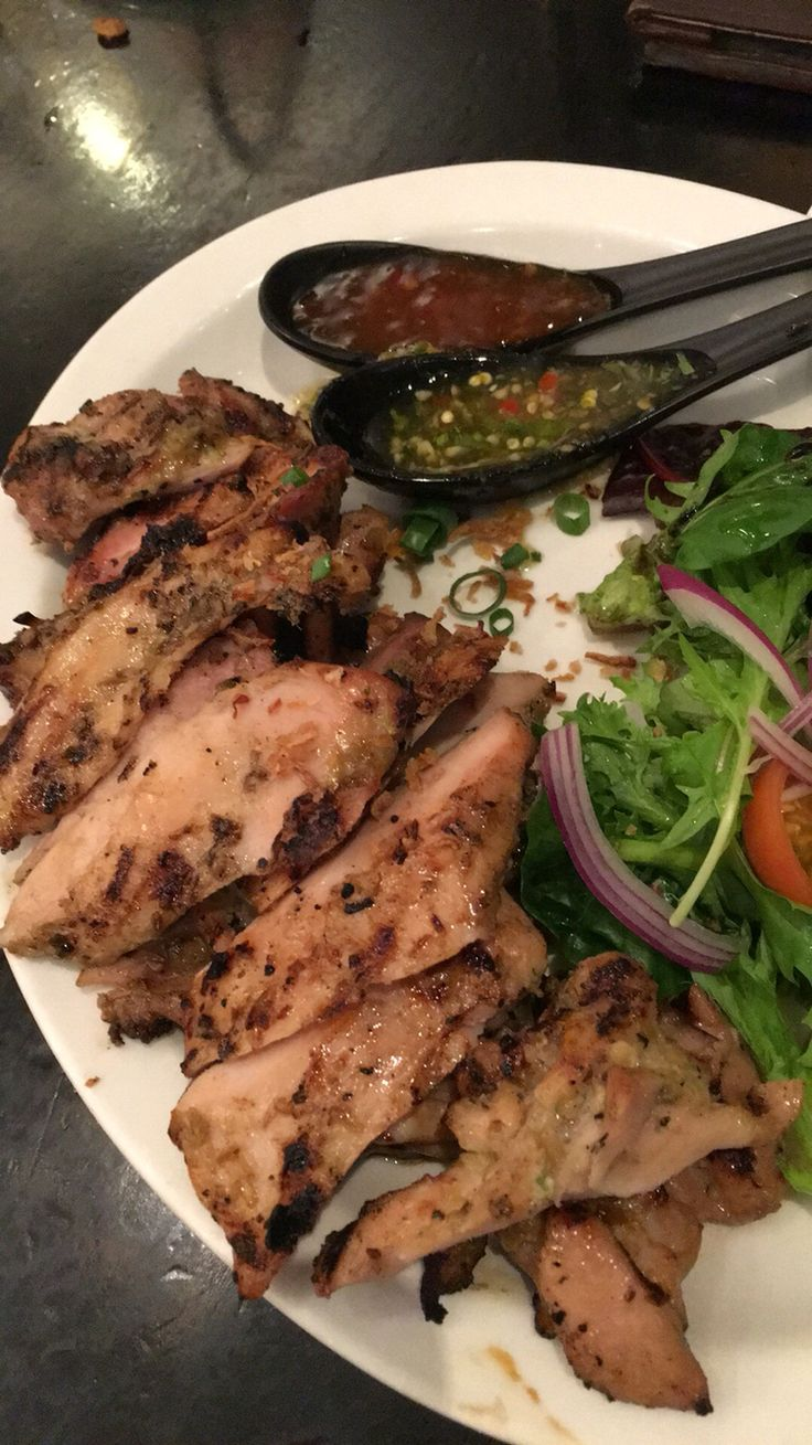 laotian chicken by the memo group