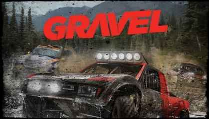 Gravel Full Pc Yarış Oyunu Dlc Porsche Rally Pack Dlc Dahil
