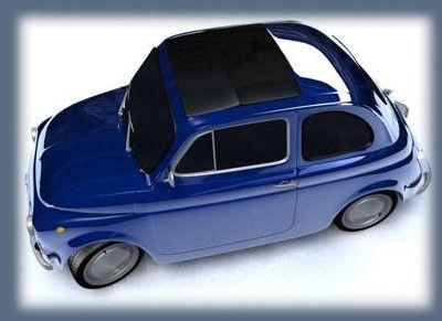 Fiat 500 tutorial