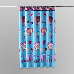 Disney -Doc McStuffins Shower Curtain