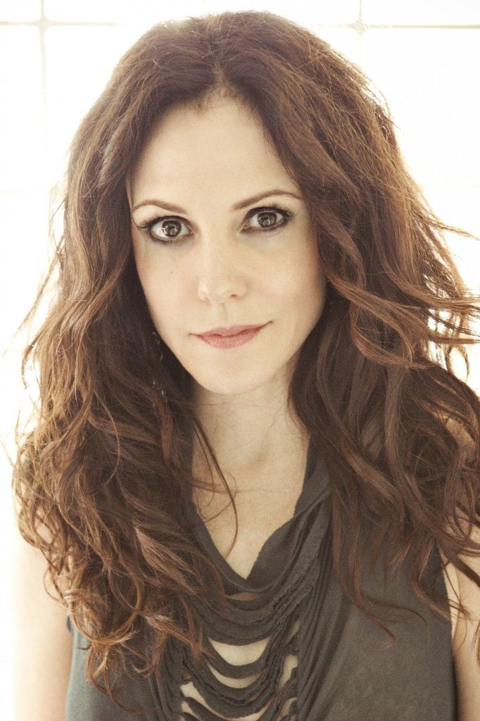 Mary-Louise Parker by Mike Piscitelli
