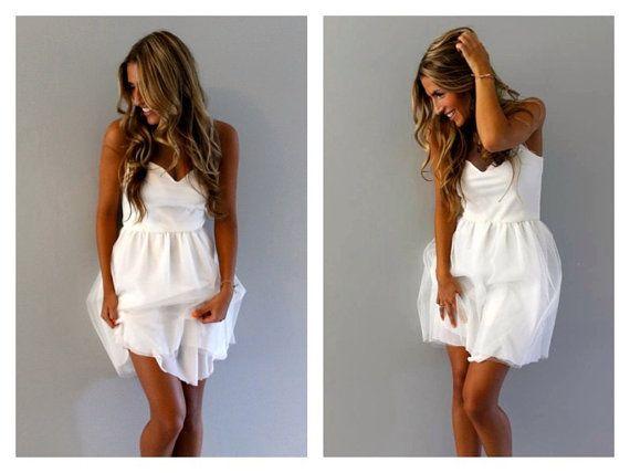 Best 25+ Beach Wedding Dresses Casual Ideas On Pinterest