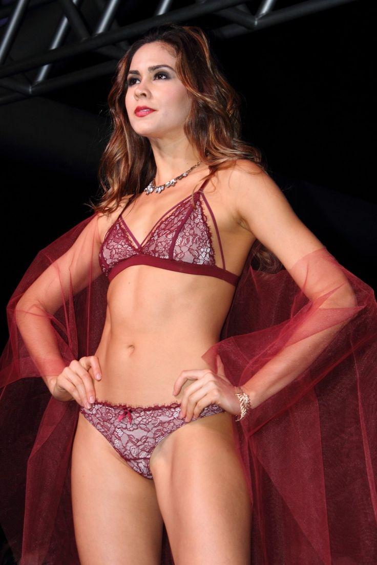 Lingerie ropa interior swimwear 48 pinterest - Hiba abouk en ropa interior ...