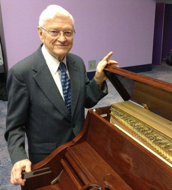 Charles Walter from Walter Piano