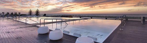 Hotel con Spa en Cádiz. Hotel Parador Atlántico.