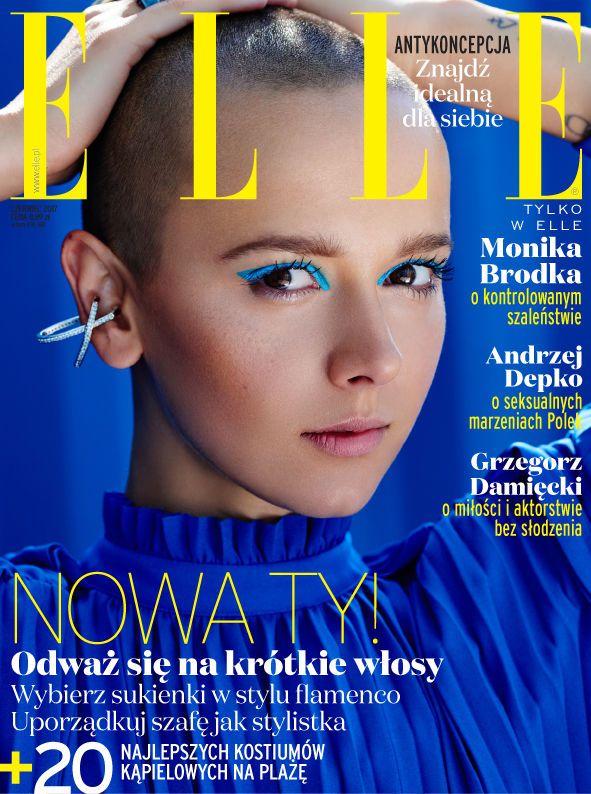 Monika Brodka  fot. Zuza Krajewska