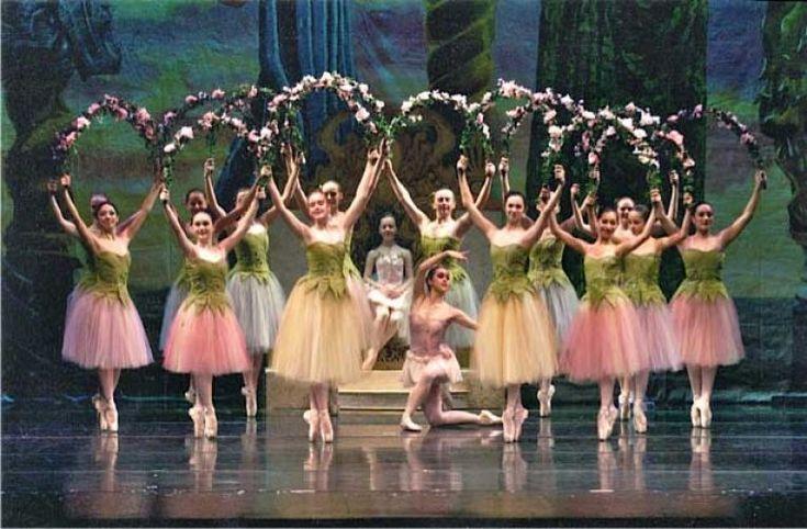 Waltz of the Flowers & Dew Drop Fairy