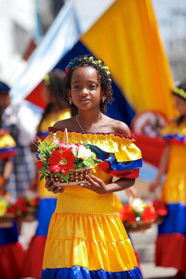 Que viva Colombia