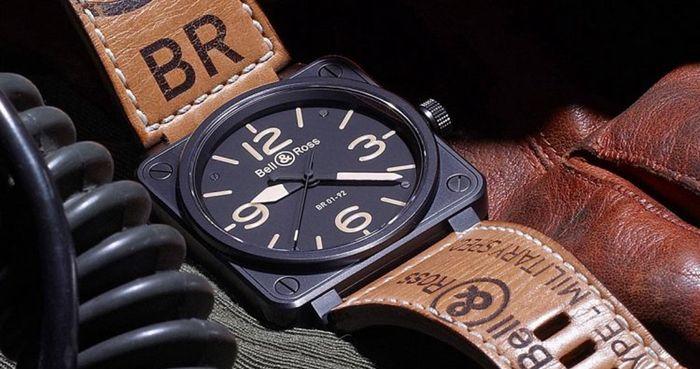 プロユースの高機能時計、ベル&ロス(Bell & Ross)の魅力と定番モデルを紹介 | 男前研究所