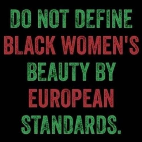 #African beauty standards #panafrican #beauty